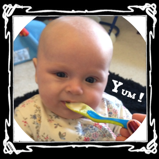 Back to Stage 1 Weaning