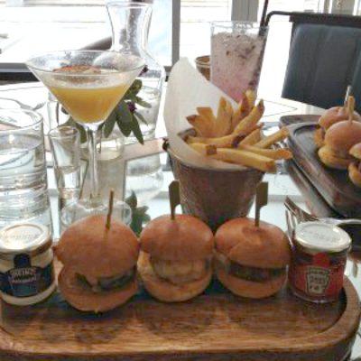 Neighbourhood Restaurant in Manchester Review