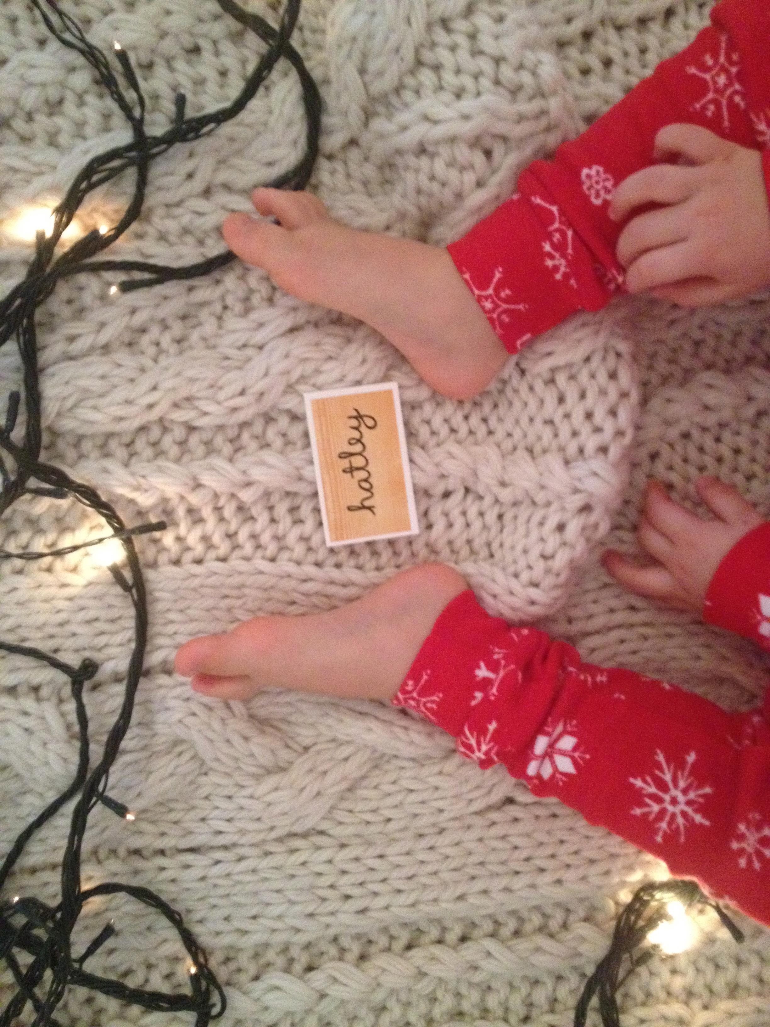 "Matching Hatley Christmas ""Nammies"""