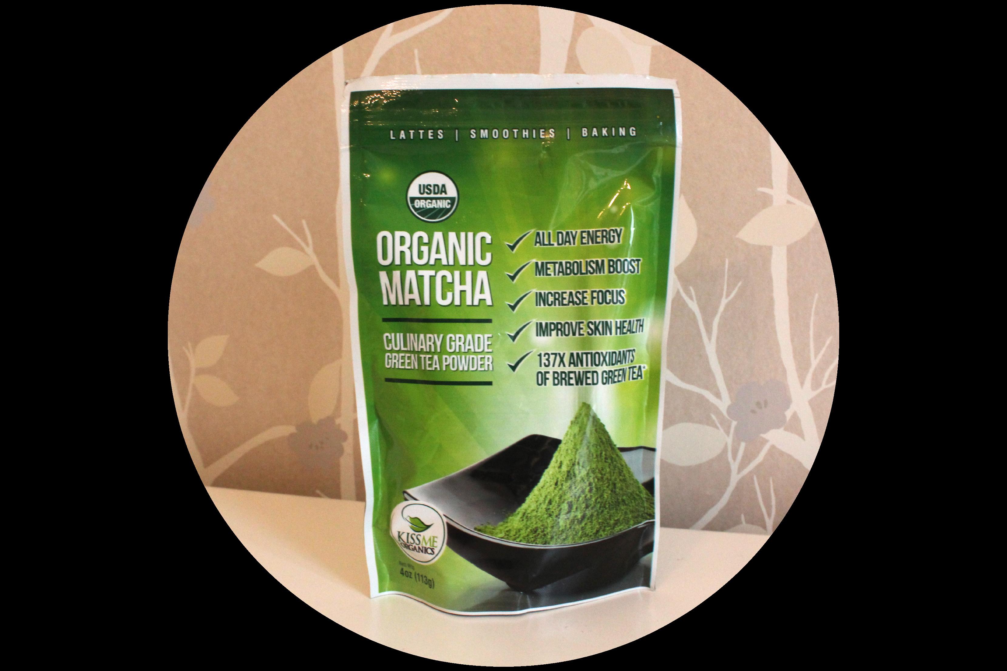 Matcha Organic Green Tea Powder Review