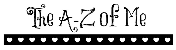 Secrets of me from A-Z