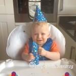 Buba's 1st birthday
