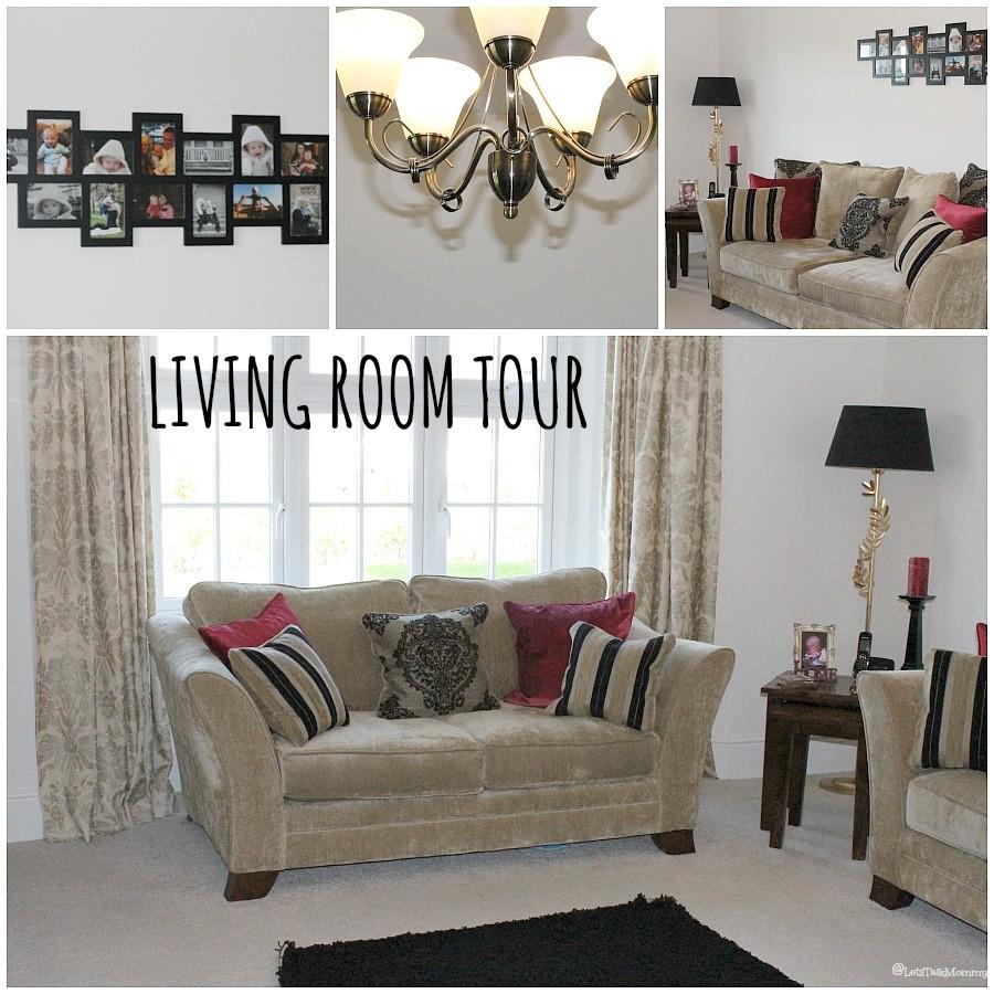 Living Room Tour Lets Talk Mommy