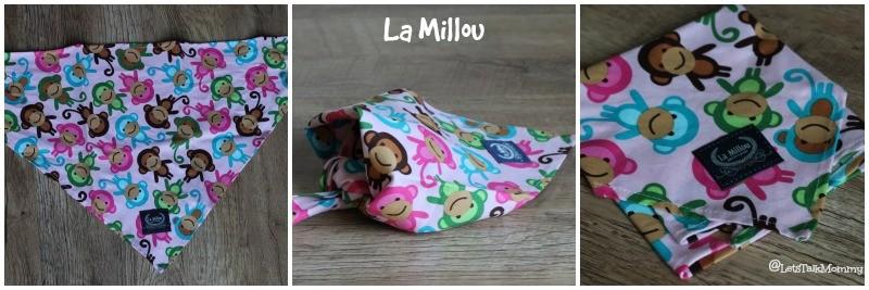 LaMillouBandanaBib