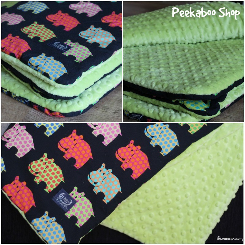 Peekaboo Blanket