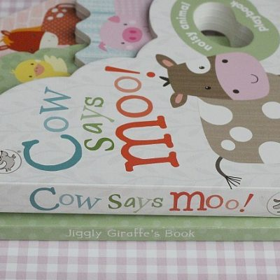 Cow Says Moo Book Review