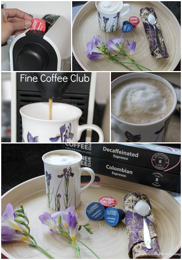 My addiction: Fine Coffee Club Review