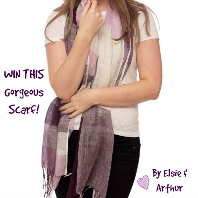 Elsie & Arthur New Spring/Summer Collection & Scarf Giveaway
