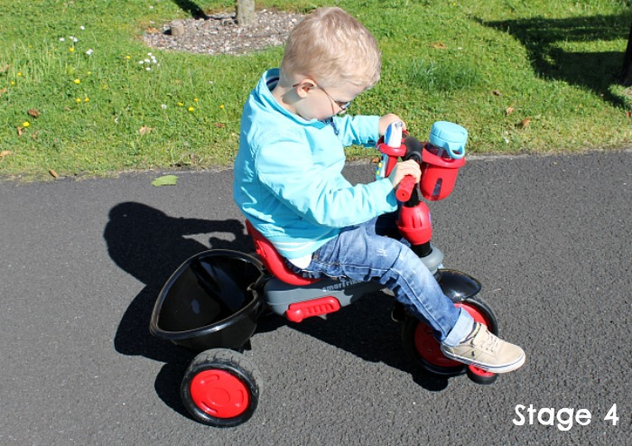 A family day out with our Boutique smarTrike
