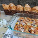raisin croissant pudding recipe