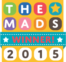 MAD Blog Award 2015 WINNER Family Fun