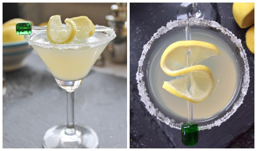 Fizzy Lemon Cocktail Recipe Cocktails