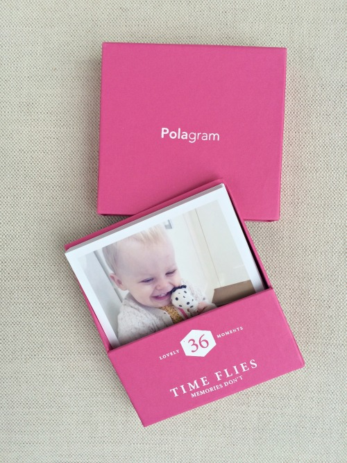 print your photos from your phone from your tablet with polagram app