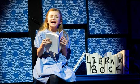 matilda the musical musicals to see this christmas west end