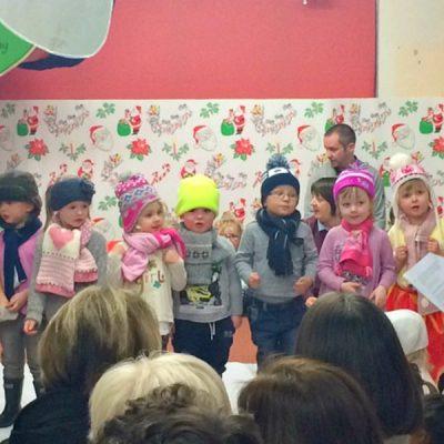 Sunday photo ~ First Christmas Play