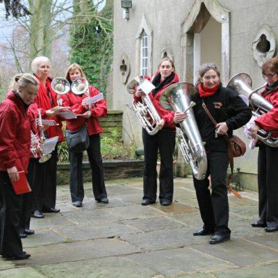 Sunday photo ~ Christmas carols