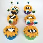 BKD London Monster Cupcake Baking Kit