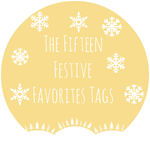 Christmas Tag Fifiteen Favorites Tag