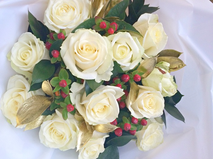 Appleyard London Christmas boutiques flowers