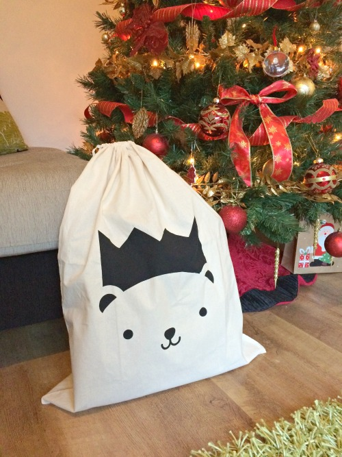 Polar Bear Santa Sack Giveaway
