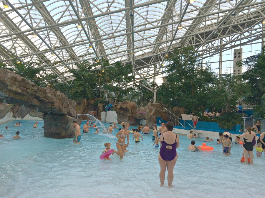Whinfell Forest Center Parcs Part 2