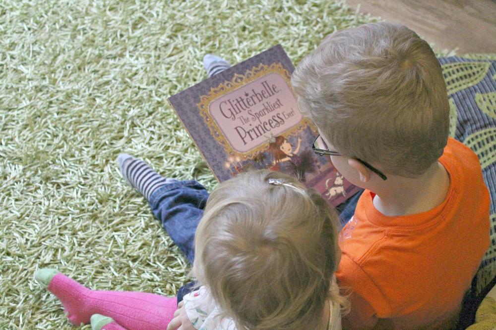 Glitterbelle Book Review Parragon Books