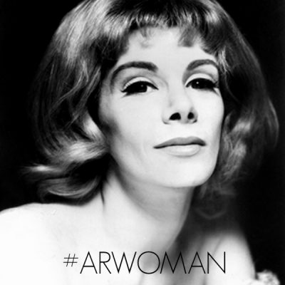 Celebrating inspiring women #ARWOMAN