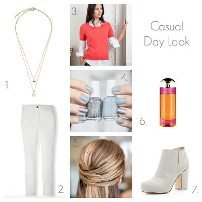Fashion: My Dressy & Casual Day Style