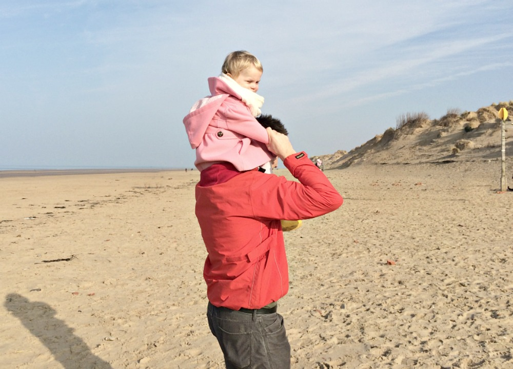 Family Day Out to Formby