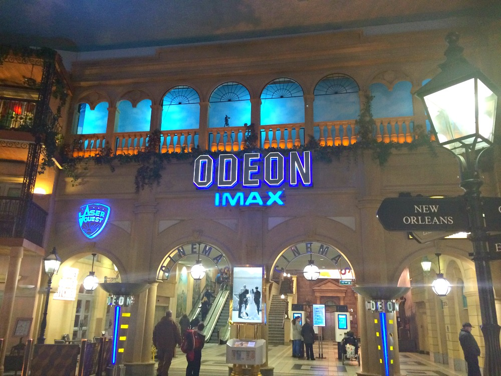 Odeon Toddler Movie Experience