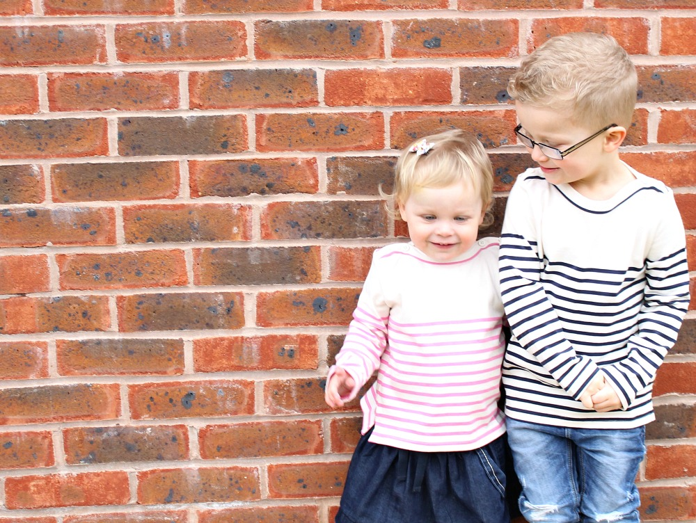 Siblings February Photo Project