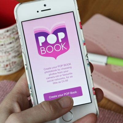 PHOTO LOVERS ~ POP BOOK Photobook APP + Giveaway