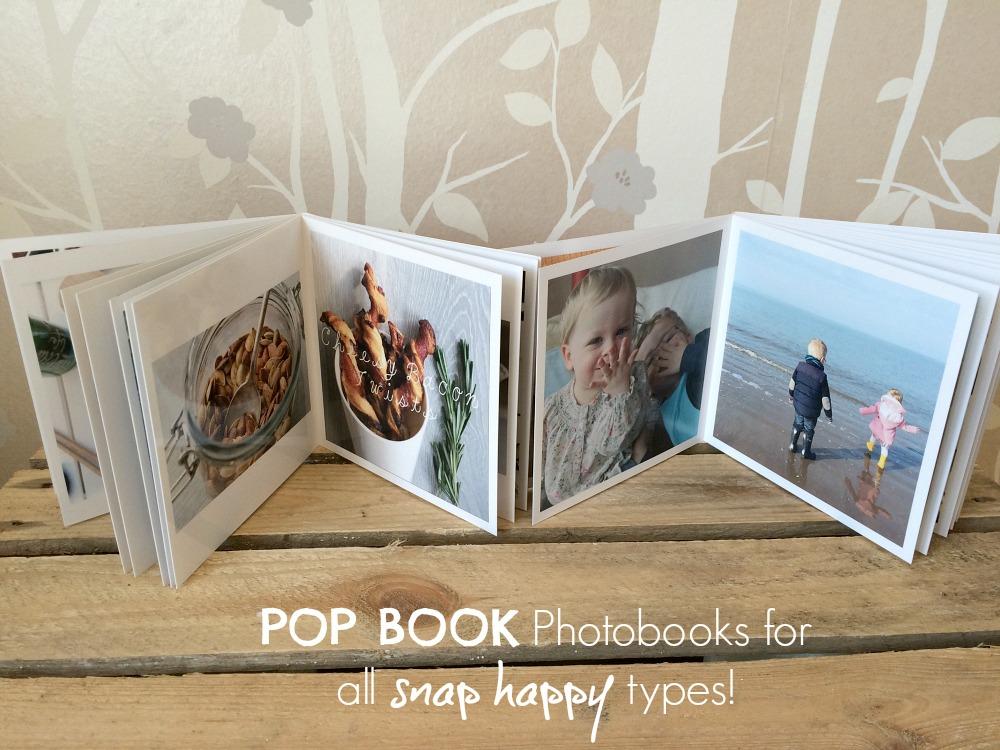 FujiFilm POP BOOK Photobook App Review and Giveaway