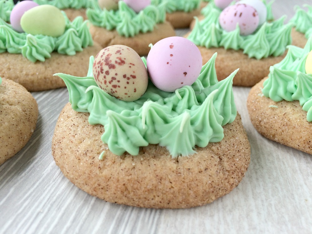 Easter Snickerdoodle Cookies Recipe