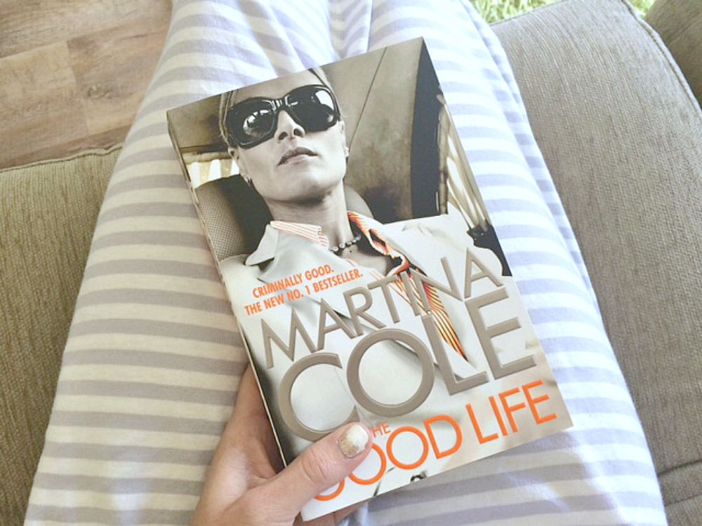 Martina Cole Good life book recommendation little loves