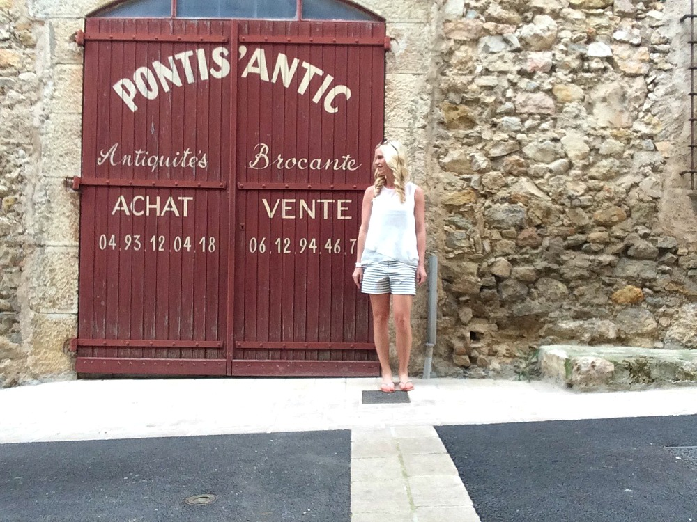 Family trip to Valbonne France 2015 part one