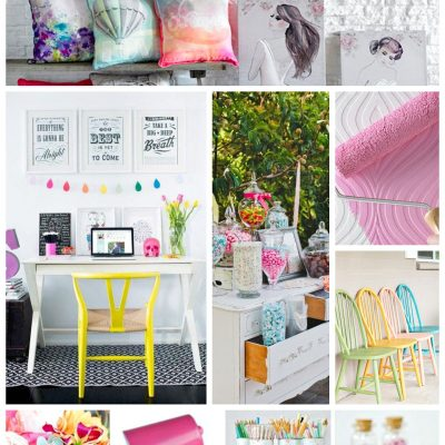 Popsicle flare in your home