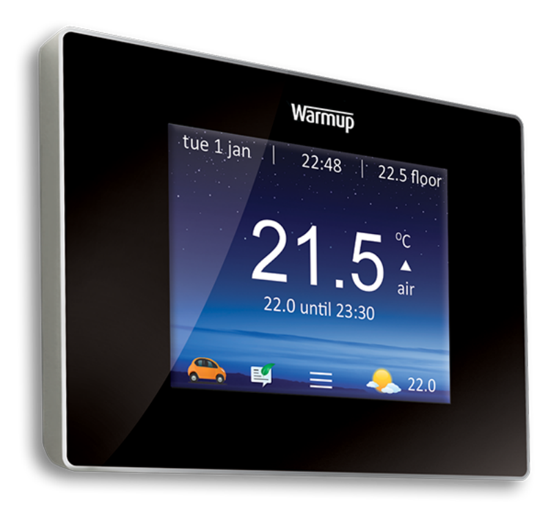 Technology saving you money? Smart Wifi Thermostat 4iE
