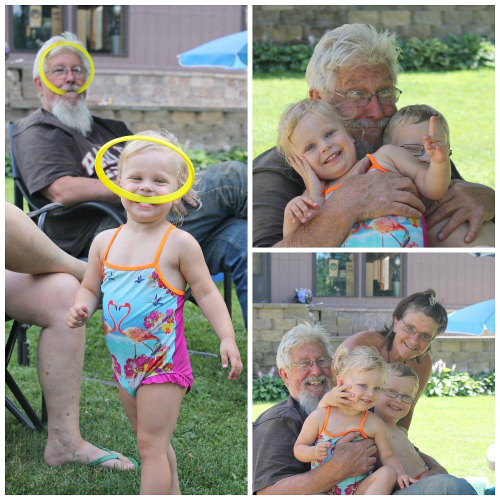 Grandparents #littleloves