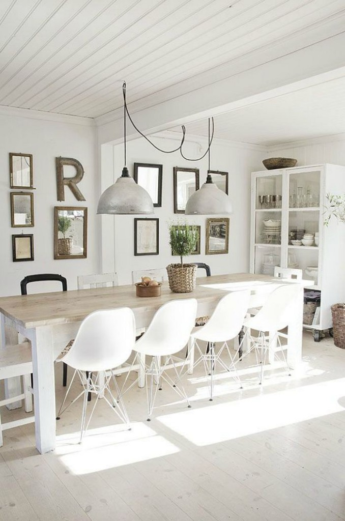 Dreaming of your dream home Laundry room dining room