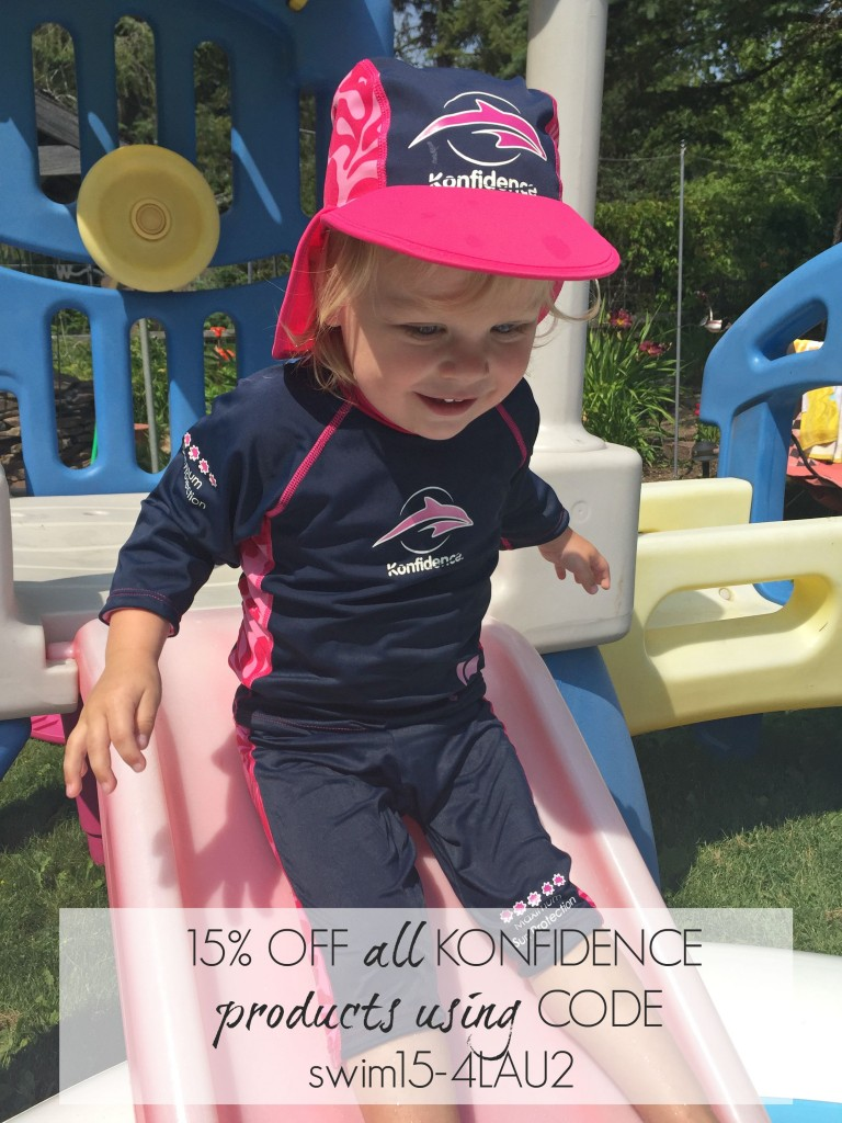 15% OFF all Konfidence products  code here