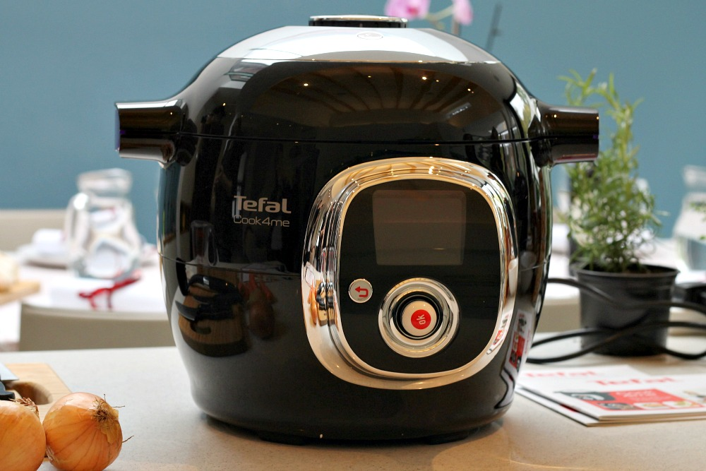 Tefal cook off with friends & Cook4Me