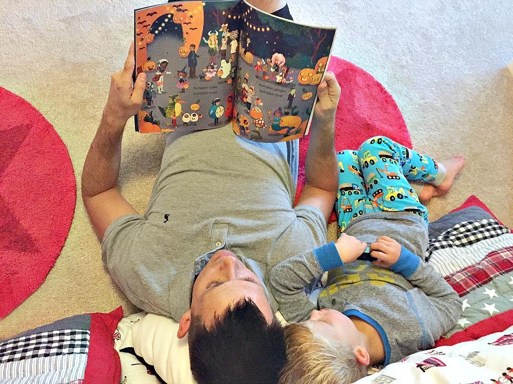 Parragon Book Buddies Pumpkins Pumpkins Everywhere #littleloves