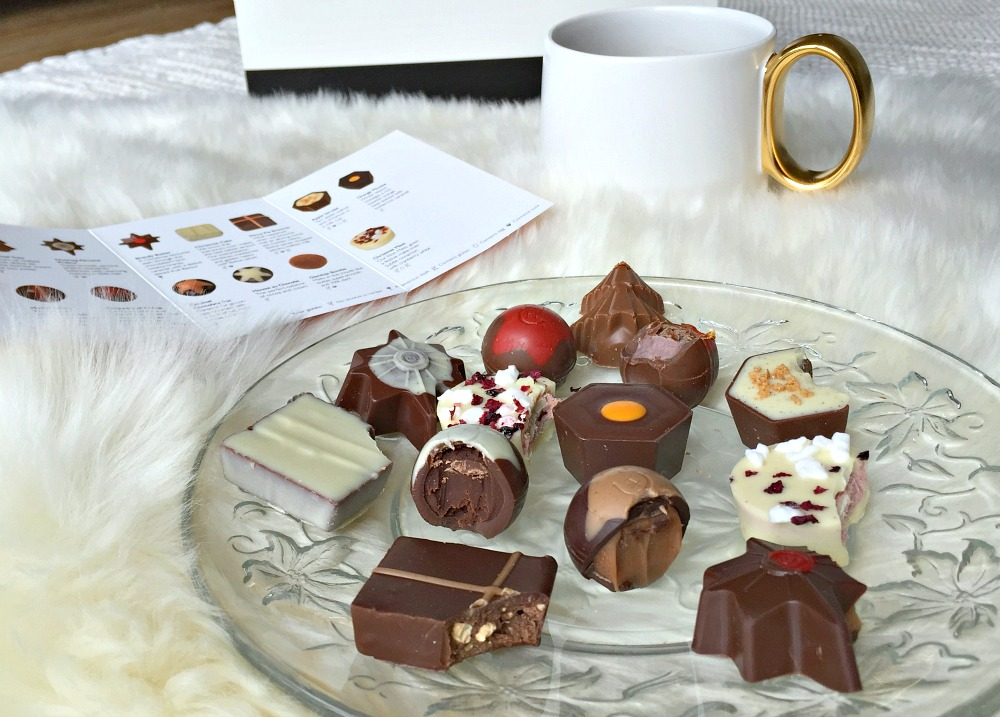 The gift of Christmas Chocolate from Hotel Chocolat Review and Giveaway