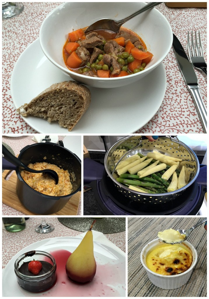 Tefal Cook4Me Review video and recipes