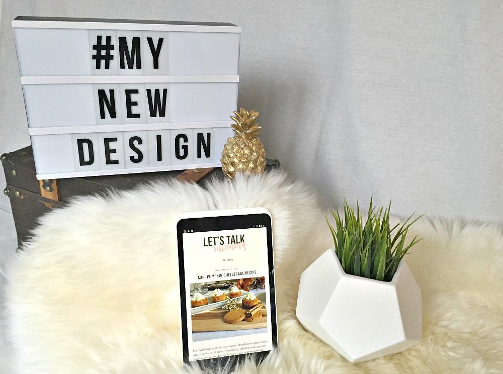 New blog design, Black Friday, The White Company #littleloves
