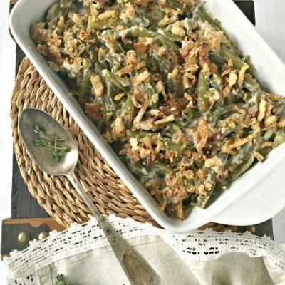 Green Bean Casserole Recipe