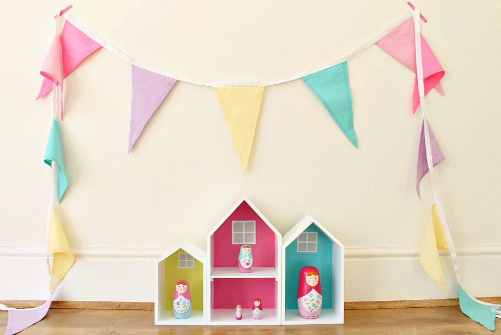 Making a big girl bedroom with Great Little Trading Company