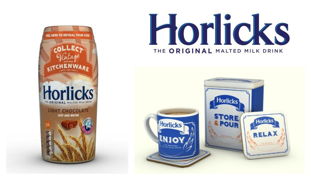 Horlicks hamper set Win competition Share With Me