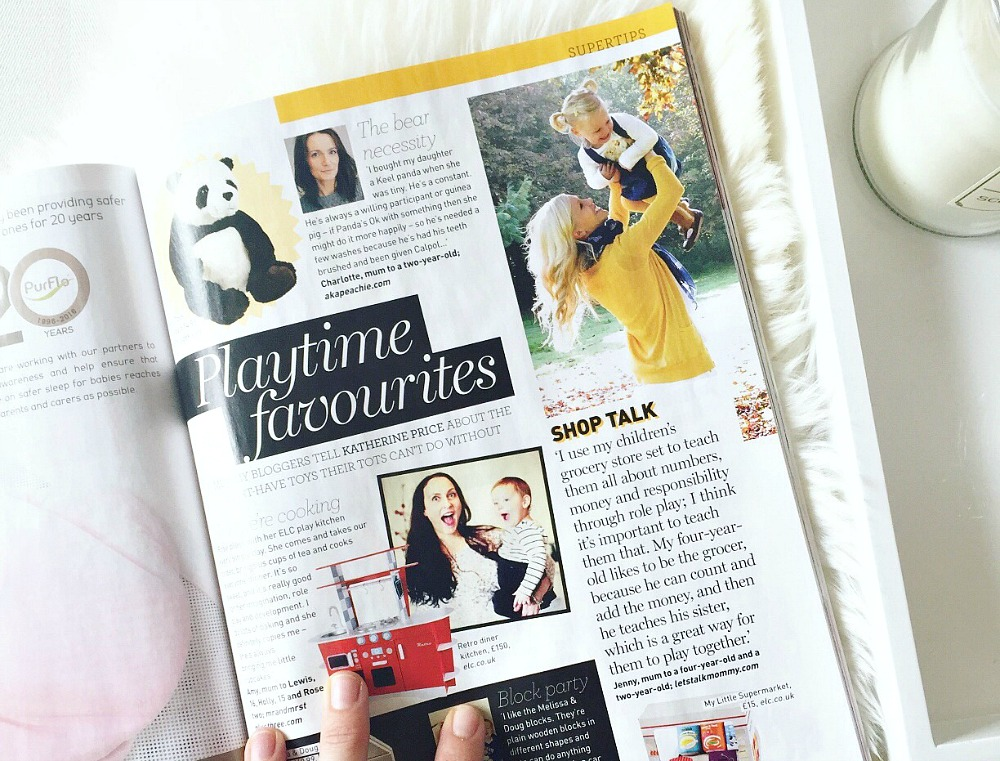 Gurgle Magazine feature #littleloves